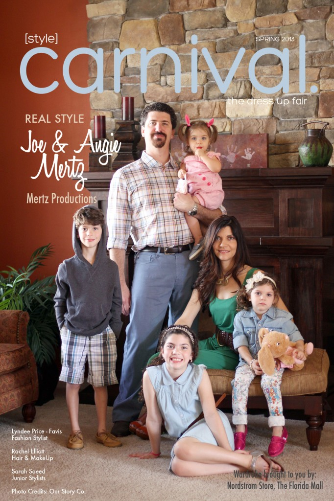 REAL STYLE | JOE AND ANGIE MERTZ
